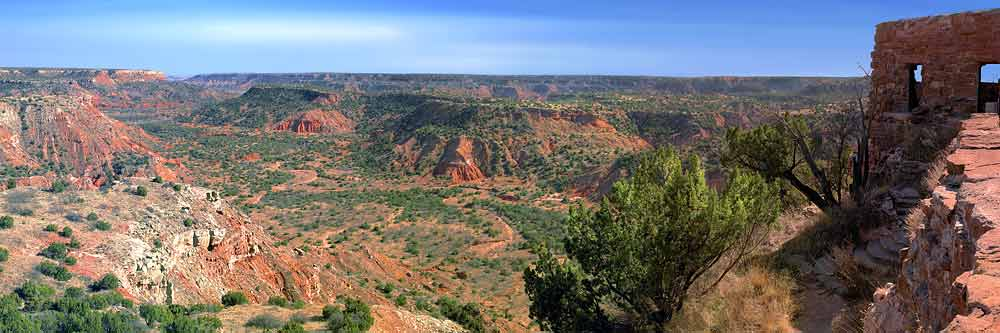 Palo Duro Canyon area