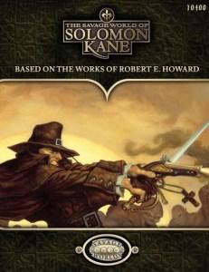 Future Campaign Idea: Solomon Kane
