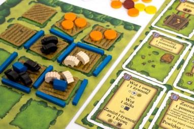 Farma w grze Agricola