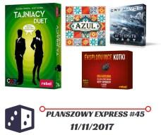 Planszowy Express 45