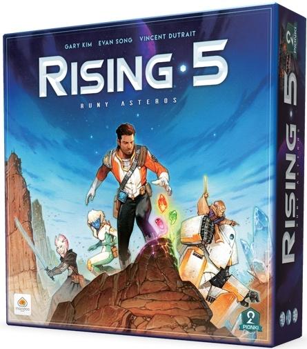 Rising 5 okladka
