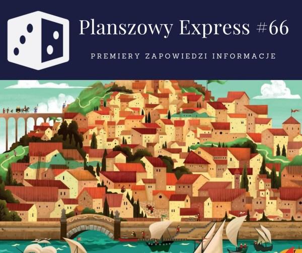 Planszowy Express 66