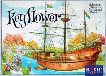 Keyflower 2018