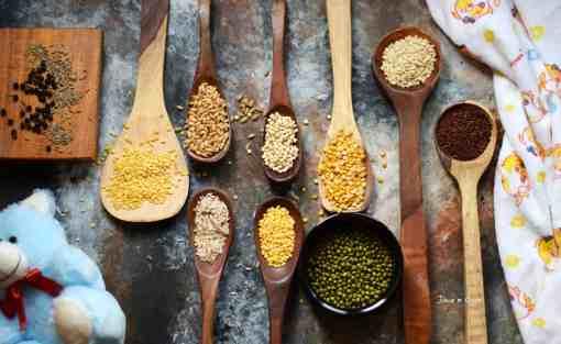 homemade-porridge-powder-ingredients