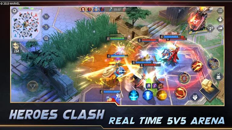 marvel super war closed beta
