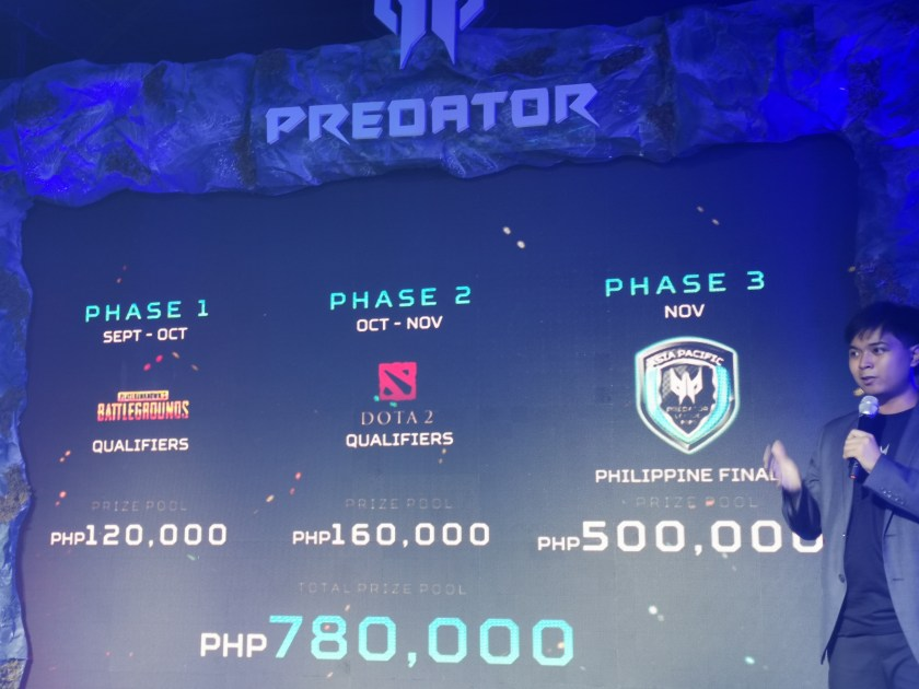 Predator League 2020 Philippine Qualifier