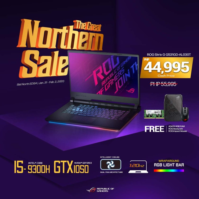 great northern sale