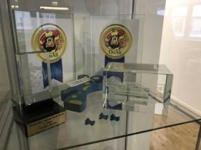 Asmodee erhielt diverse Preise.