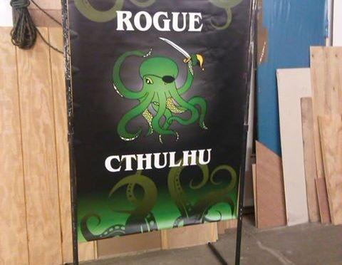 Origins Game Fair 2016 Rogue Cthulhu Interview