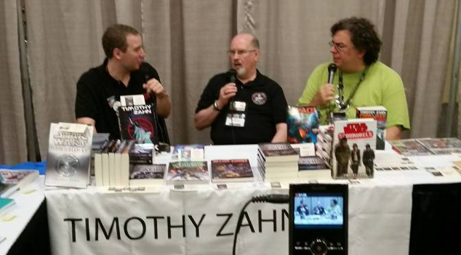Origins Game Fair 2016 Timothy Zahn Interview