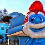 Juzcar: Thị trấn xanh da trời ở Tây Ban Nha