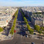 """Champs-Élysées : Từ """"bãi sình lầy"""" đến """"đại lộ đẹp nhất thế giới"""""""