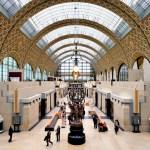 Bảo tàng Orsay trưng bày tranh chân dung của Cézanne