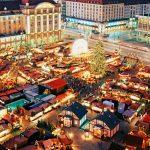 10 khu chợ Giáng sinh hấp dẫn nhất châu Âu