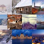 10 điểm đến hoàn hảo cho mùa đông ở châu Âu