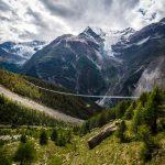 Cầu treo đi bộ dài nhất thế giới ở Thuỵ Sĩ