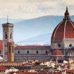 Mái vòm nhà thờ Santa Maria del Fiore – Công trình kiến trúc vĩ đại