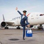 Mã giảm giá 20% khi mua vé máy bay đi Paris của Air France