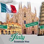 Những yêu cầu khi xin visa Schengen tại đại sứ quán Ý
