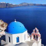 Chuyến đi bất ngờ khi ghé Santorini của cô gái Hà Nội