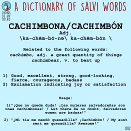 002 Cachimbona