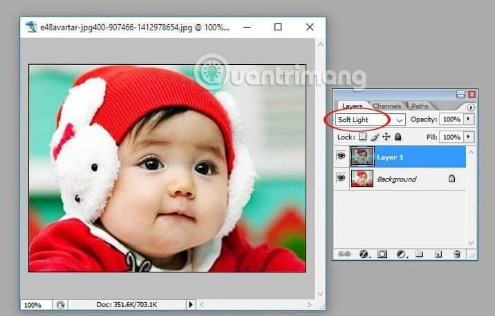Hướng Dẫn Cách Làm Nét Ảnh Hoàn Chỉnh Trong Photoshop