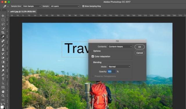 Xoa Chu 3 Dịch Vụ Chỉnh Sửa Ảnh Photoshop