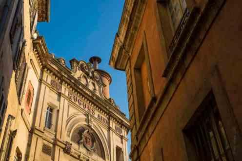 Hôtel Hugues Ainé dans les ruelles du vieux Grasse - France