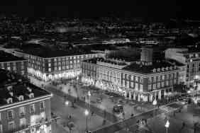 La place Masséna à Nice - France