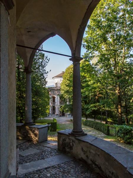 Chapelles du Sacro Monte