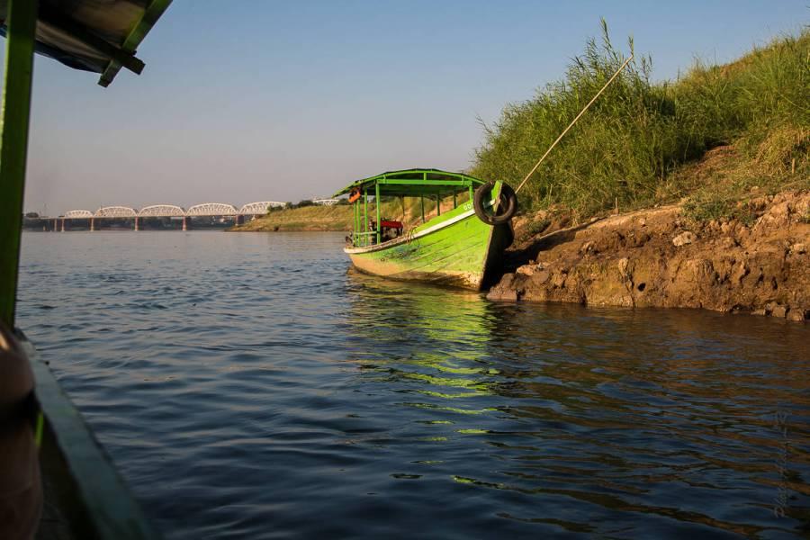 La traversée de l'Ayeyarwady