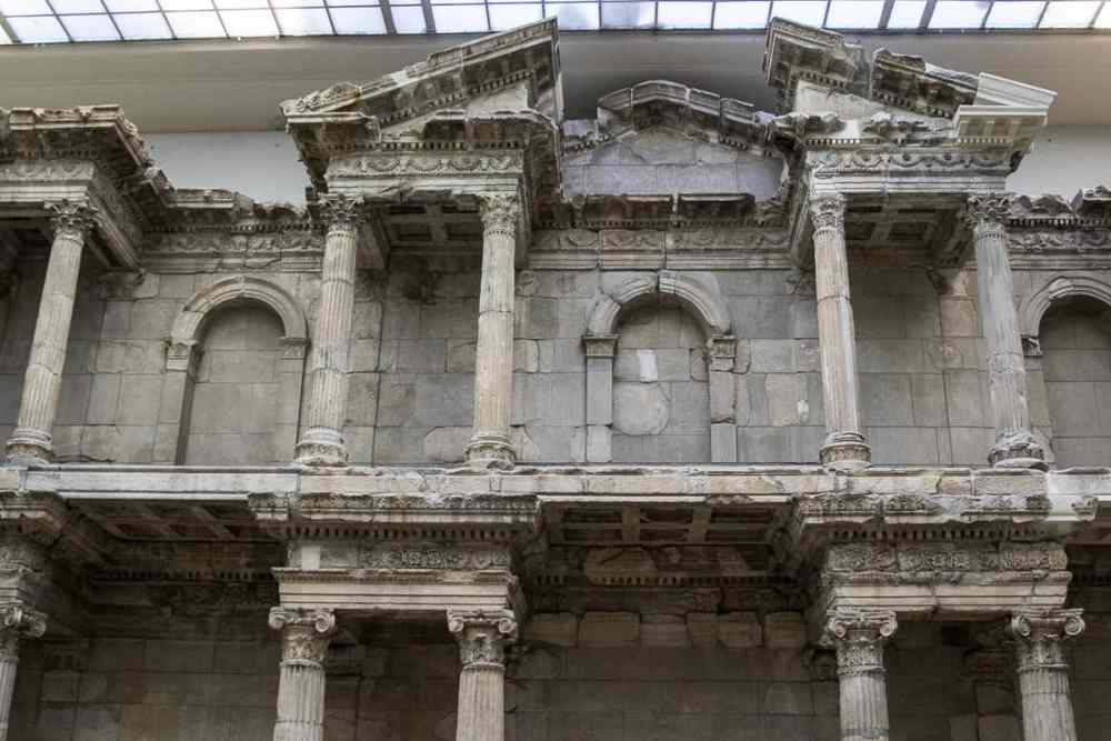 marché de Milet