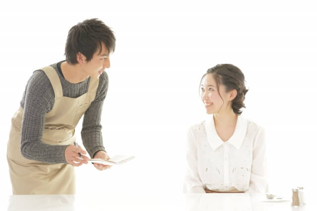 phrases en japonais : restaurant