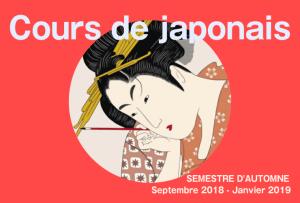 cours de japonais à Nice