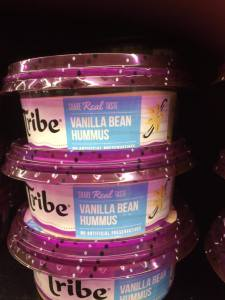 Tribe Vanilla Bean Hummus