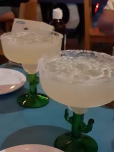 Margarita Coctail, Caliente Restaurant, Spindrift Hotel, San Pedro