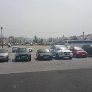 Los Huertos Car Park