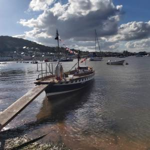 Teignmouth & Shaldon Historic ferry