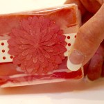 Pink Chiffon Soap
