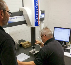 Dicker Precision Inspection