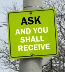 Ask-and-receive