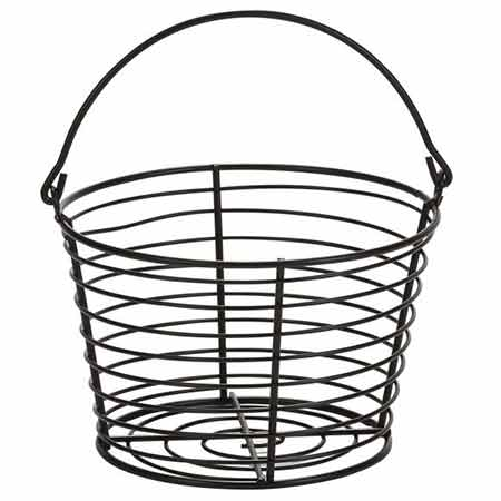 Small Wire Egg Basket 903284 EB8