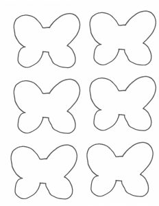Butterfly ring *FREE template*