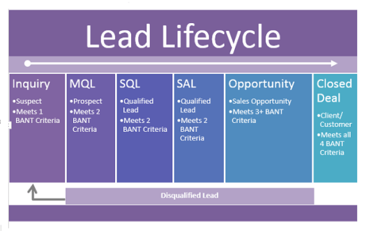 2017 Lead Lifecycle