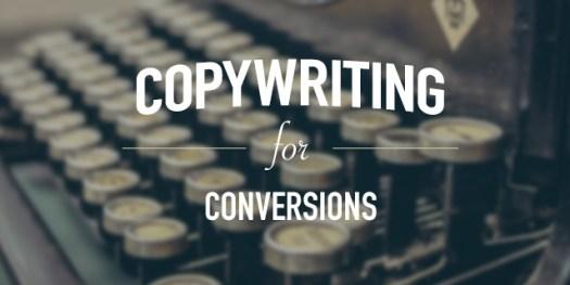 Conversion'Marketing Copywriting