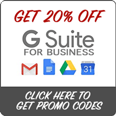 Discount GSuite For Business Logo