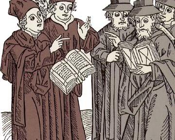 טיוטא: ויכוח דתי רציונלי, ז', התמרה