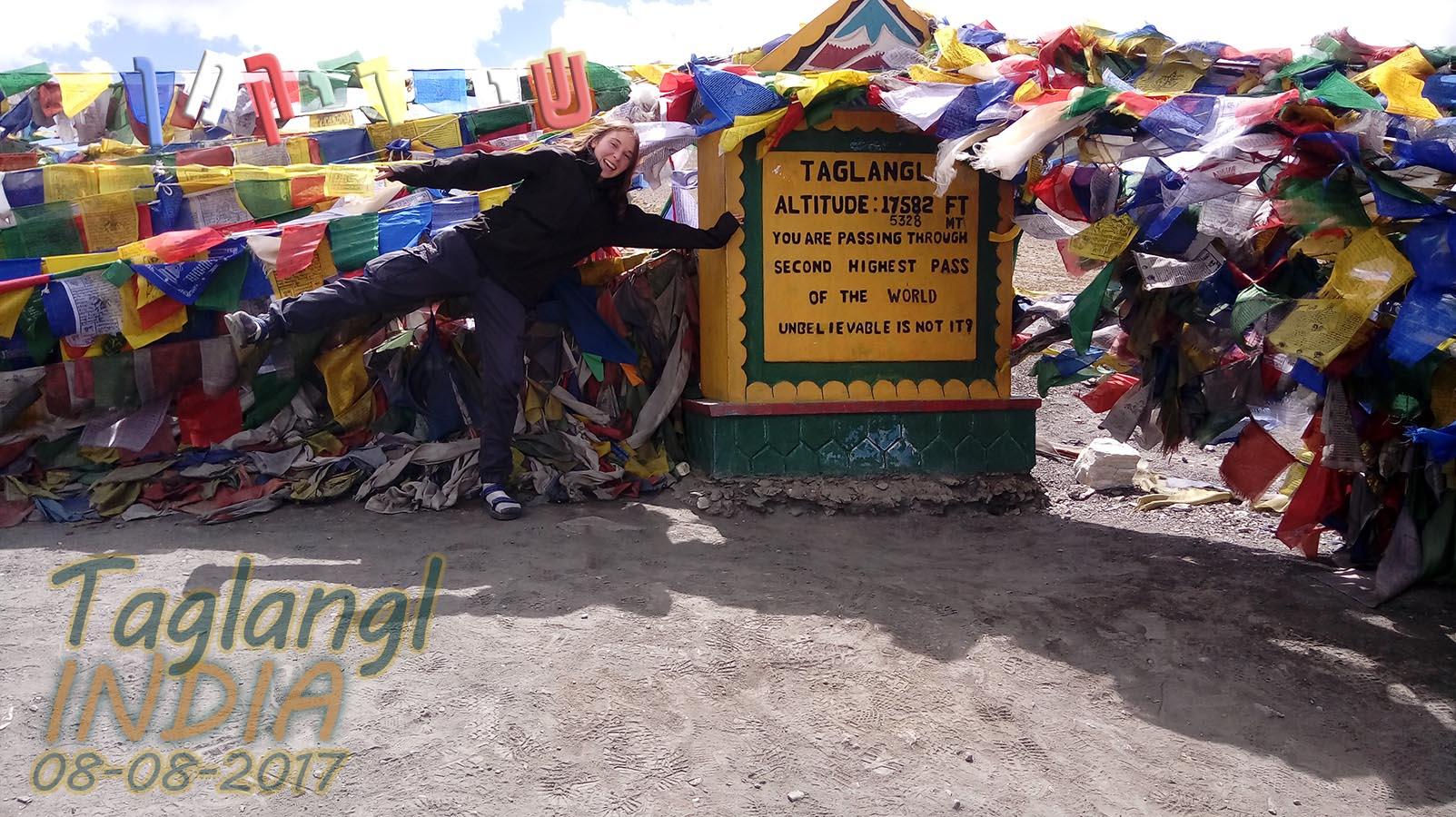 שי דיקמן מתנפנפת ב Tanglangl, הוד