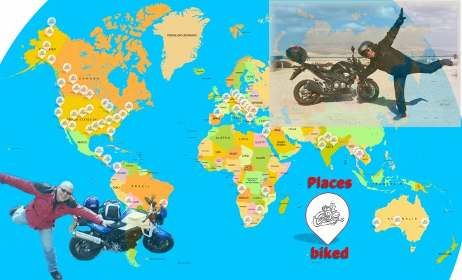 yair dickmann world bike