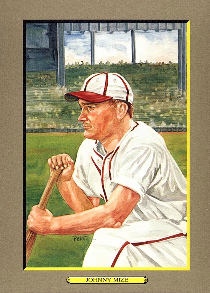 Card 23- Johnny Mize